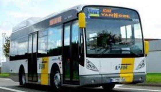 De Lijn bussen