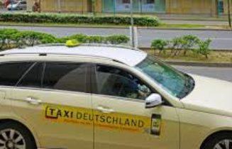 Taxi Deutschland Uber