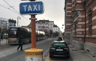 Taxi BRU