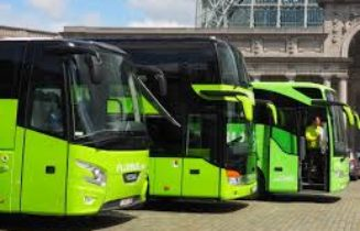 Frankrijk Flixbus