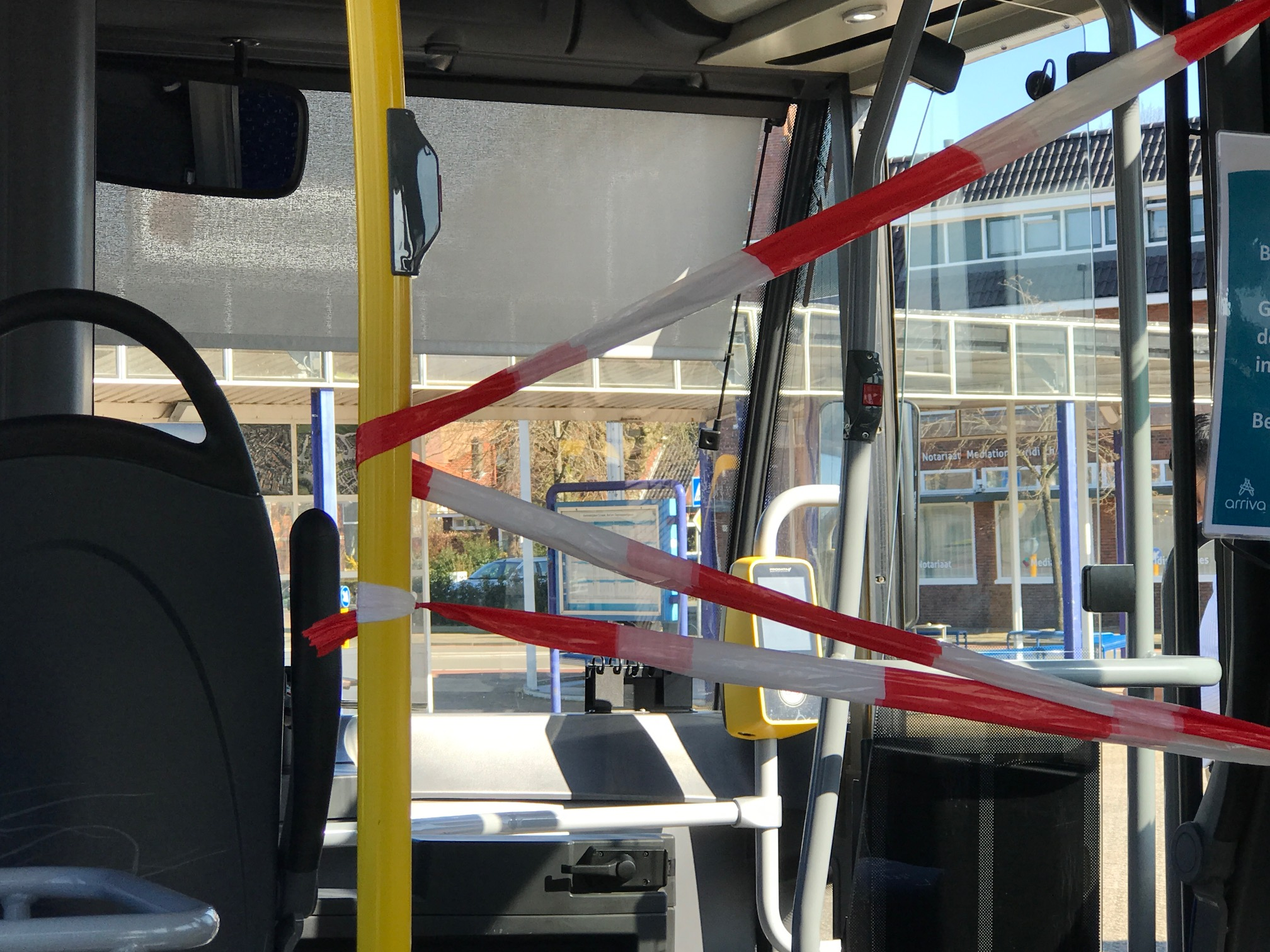 Lint bus