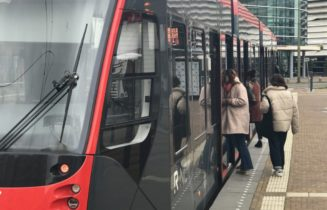 Tram HTM Schev