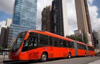 BRT system Curitiba