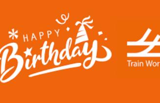 Happy Birthday Train World