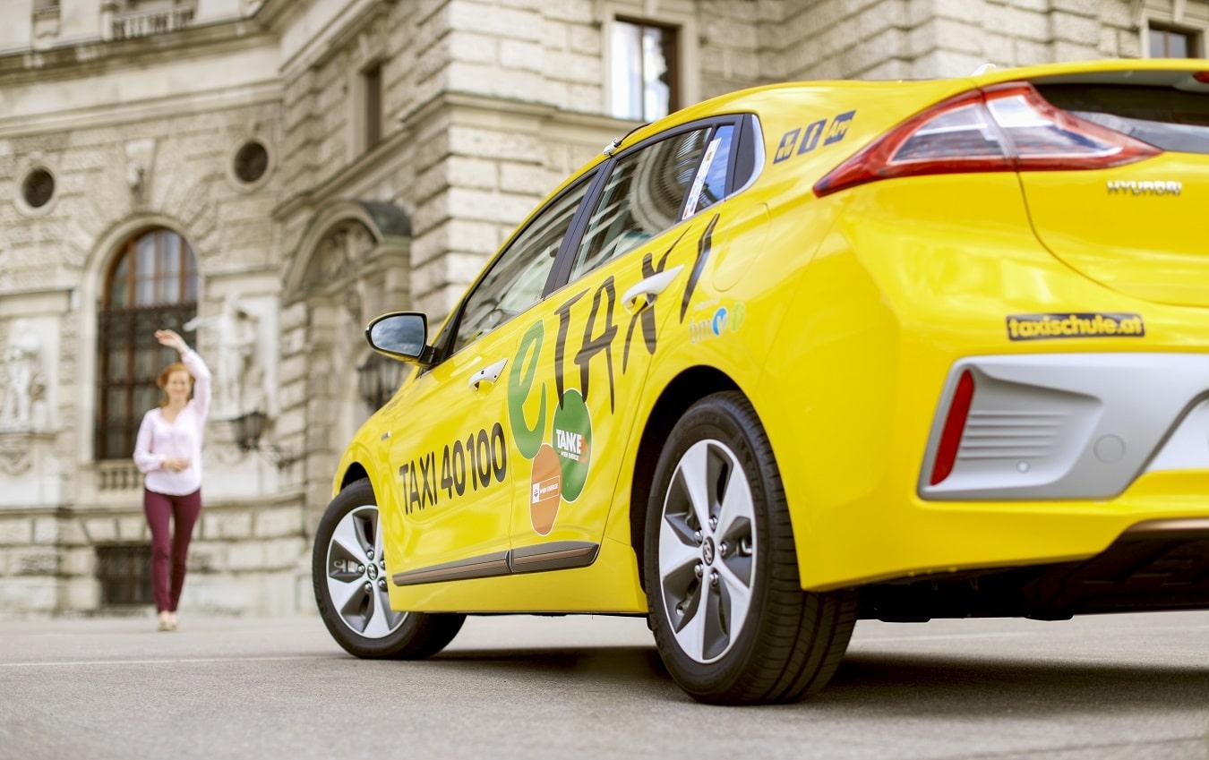 Taxi 40100 Wenen