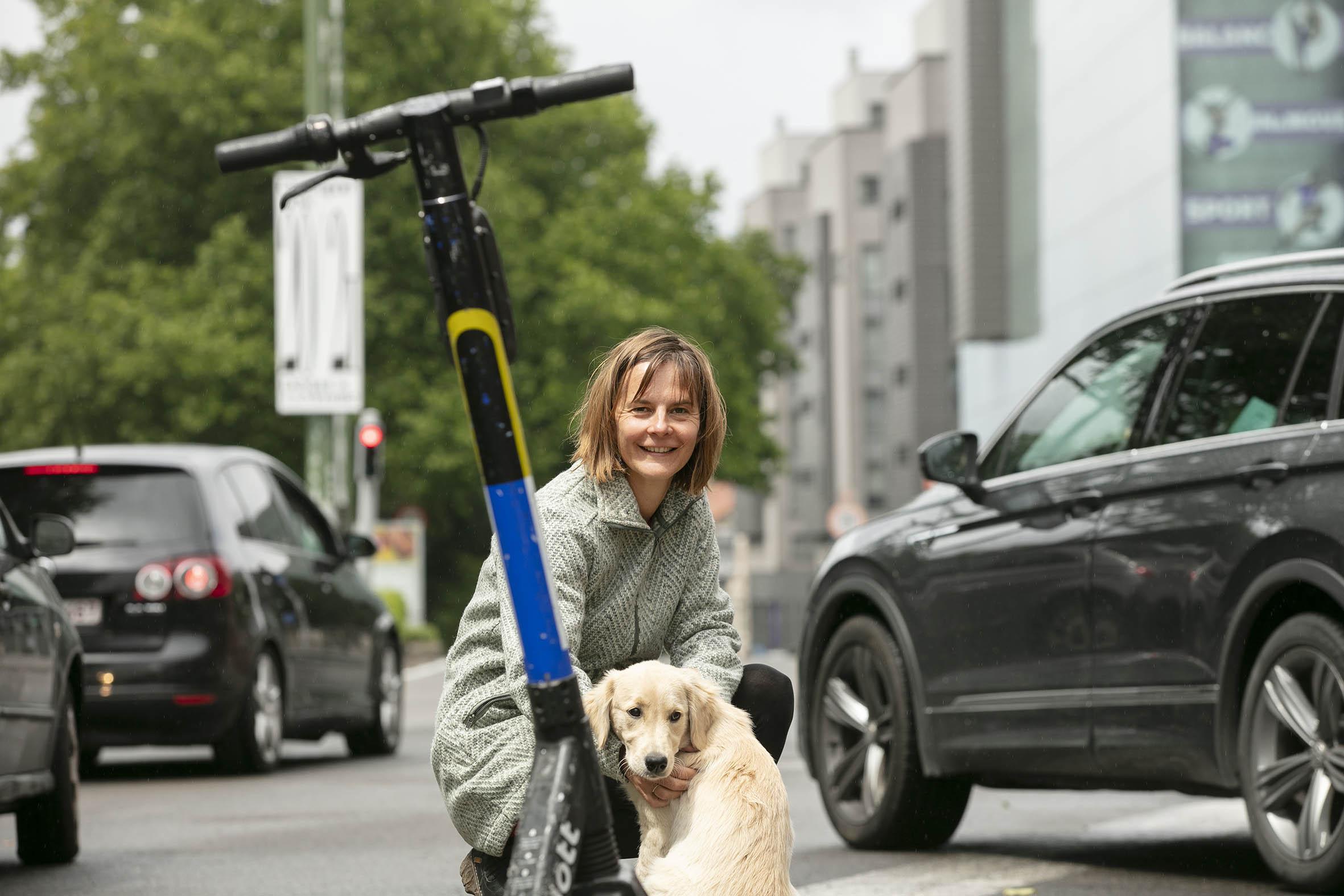 Cathy Macharis, over mobiliteit en coronaVVSG Lokaal