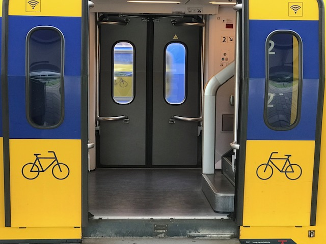 NS Rover fiets