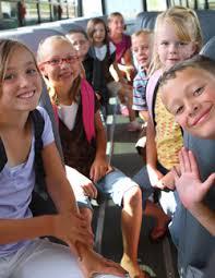 Touringcar scholieren