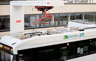 elektrische bus Leuven laadinfra snelladen