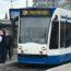 Amsterdam tram CS