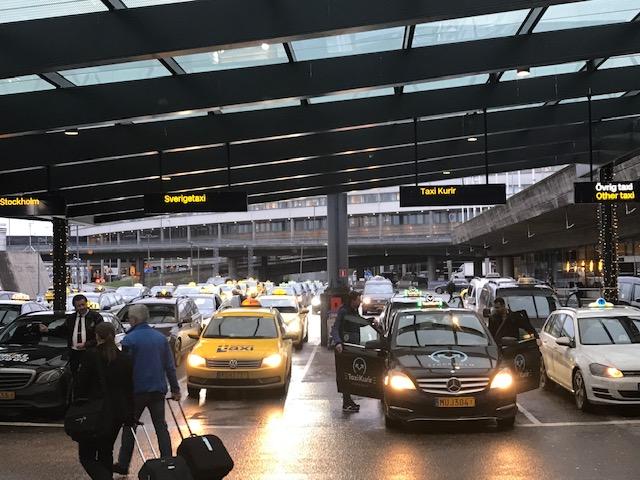 Taxi Zweden