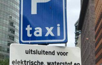 Taxistandpl. Etaxi Asd