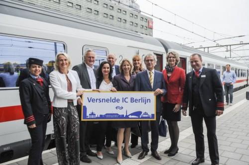 Versnelde IC Berlijn