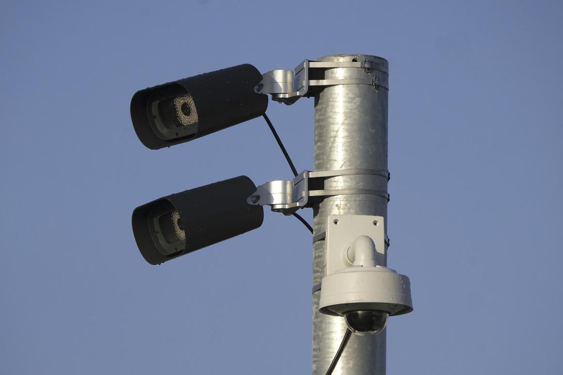 Cameras traffic